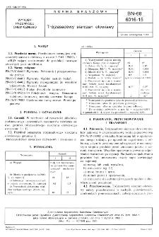 Trójzasadowy siarczan ołowiawy BN-68/6016-15