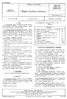 Węglan strontowy techniczny BN-70/6016-25