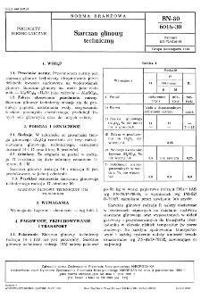 Siarczan glinowy techniczny BN-80/6016-30