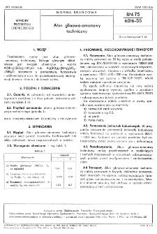 Ałun glinowo-amonowy techniczny BN-75/6016-55