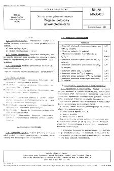 Sole do celów galwanotechnicznych - Węglan potasowy galwanotechniczny BN-66/6068-03