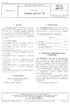 Zoocydy - Sadofos płynny 30 BN-72/6053-23