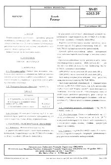 Zoocydy - Pirimor BN-81/6053-39
