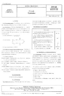 Pestycydy - Cynkotox BN-68/6055-03