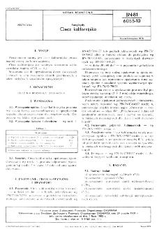 Fungicydy - Ciecz kalifornijska BN-81/6055-10