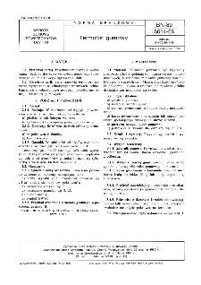 Termofor gumowy BN-89/6614-06