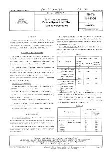 Sprzęt turystyczny gumowy - Pneumatyczne wyroby tkaninowo-gumowe BN-76/8441-01