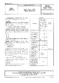 Gumowy sprzęt pływacki - Płetwy pływackie BN-82/8444-17.02