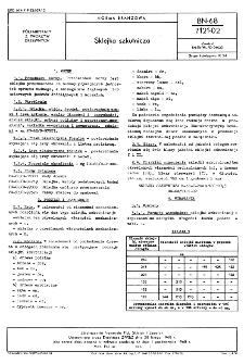 Sklejka szkutnicza BN-68/7121-02