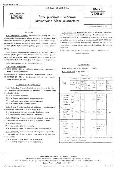 Płyty pilśniowe i wiórowe laminowane-Alpex-exportowe BN-70/7128-02