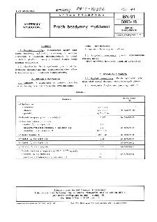 Proch bezdymny myśliwski BN-91/6093-18