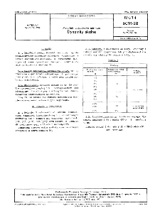 Materiały wybuchowe górnicze - Dynamity skalne BN-74/6091-38
