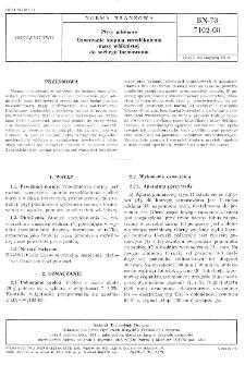 Płyty pilśniowe - Oznaczanie stopnia rozwłóknienia masy włóknistej do suchego formowania BN-73/7102-08