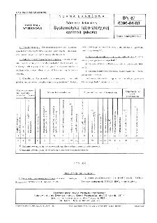 Górnicze detonatory - Systematyka laboratoryjnej kontroli jakości BN-87/6096-04/03