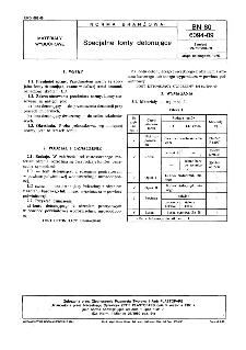 Specjalne lonty detonujące BN-80/6094-09