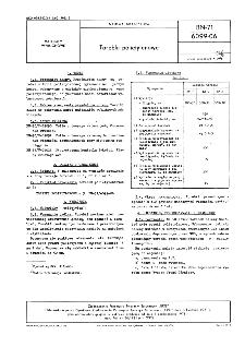 Torebki polietylenowe BN-71/6099-06