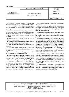 Fotochemikalia - Wytyczne pakowania BN-76/6126-18 Arkusz 09