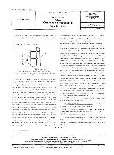 Emalie szkliste - Badania - Oznaczanie odporności na uderzenie BN-76/4027-05