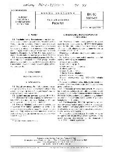 Kleje poliuretanowe - Pronifol BN-90/6374-02