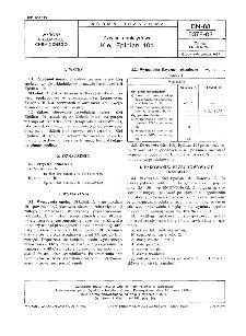 Żywice epoksydowe - Klej Epidian 101 BN-88/6378-02