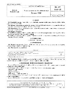 Środki pomocnicze dla włókiennictwa - Solwan ASM BN-67/6061-21