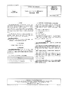 Środki pomocnicze dla włókiennictwa - Awiważ BW BN-70/6061-26