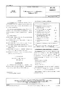 Środki pomocnicze dla włókiennictwa - Rokacet S-7 BN-70/6061-27