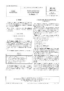 Środki pomocnicze dla włókiennictwa - Sulfapol F BN-84/6061-38