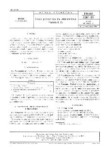 Środki pomocnicze dla włókiennictwa - Petekol B BN-88/6061-39