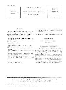 Środki pomocnicze dla garbarstwa - Rotanina BN BN-73/6063-10