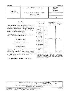 Środki pomocnicze dla garbarstwa - Rotanina NS BN-75/6063-12
