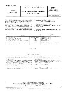 Środki pomocnicze dla garbarstwa - Roksol ST5-28 BN-84/6063-20/24