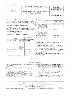 Środki pomocnicze dla garbarstwa - Roksol ST6 BN-84/6063-20/26