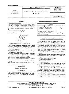 Środki pomocnicze dla przemysłu gumowego - Atlen SF BN-70/6064-06