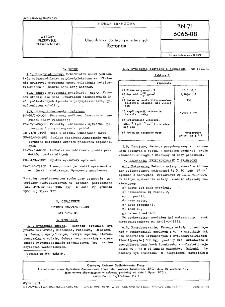 Środki pomocnicze do tworzyw sztucznych - Ketonox BN-71/6065-08