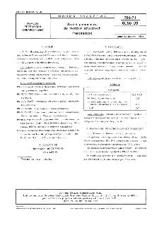 Środki pomocnicze do tworzyw sztucznych - Heksanox BN-71/6065-09