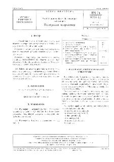 Środki pomocnicze do tworzyw sztucznych - Stearynian wapniowy BN-74/6065-10