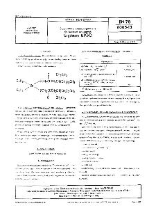 Stabilizatory cynowoorganiczne do tworzyw sztucznych - Ergoterm BTGO BN-78/6065-13
