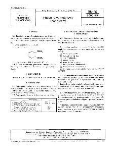 Ftalan dwumetylowy techniczny BN-85/6065-19