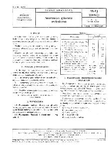 Stearynian glinowy techniczny BN-81/6069-01