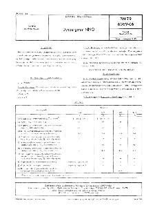Dyspergator NNO BN-79/6069-06