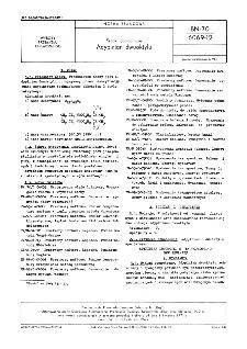 Środki pomocnicze - Adypinian dwuoktylu BN-70/6069-12