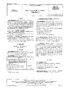Środki pomocnicze dla włókiennictwa - Nekalina S BN-70/6069-15