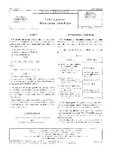 Środki pomocnicze - Sebacynian dwuoktylu BN-74/6069-22