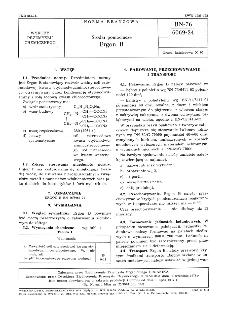 Środki pomocnicze - Ergon B BN-76/6069-24