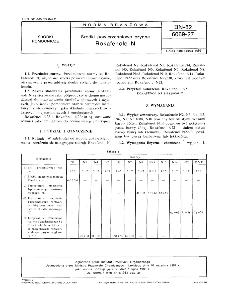 Środki powierzchniowo czynne - Rokafenole N BN-82/6069-27