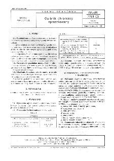 Garbnik chromowy sproszkowany BN-88/7761-03