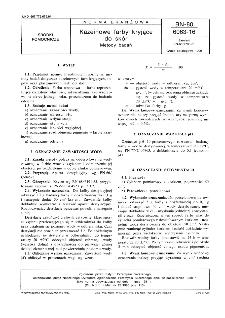 Kazeinowe farby kryjące do skór - Metody badań BN-80/6063-16