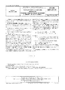 Środki pomocnicze dla garbarstwa - Roksole ST - Oznaczenie zawartości kwasów tłuszczowych w odniesieniu do suchej substancji BN-84/6063-20.08