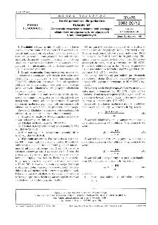 Środki pomocnicze dla garbarstwa - Roksole ST - Oznaczanie zawartości substancji natłuszczającej składników emulgowanych, emulgujących i soli nieorganicznych BN-88/6063-20/12